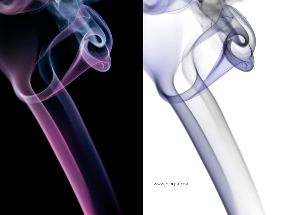 Abstract Pictures of Smoke Art | Smoke Photography Tutorial: How to Photograph Smoke