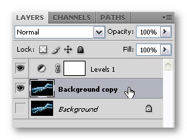 Tutorial: How to Edit Smoke Photos in Photoshop | Select Background Copy