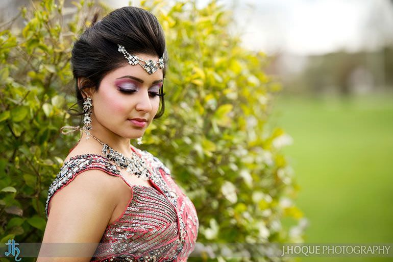 Asian Bridal Portrait Photography Uxbridge 0953