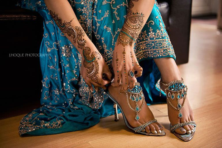 Bridal Portrait - Asian Wedding Photography London