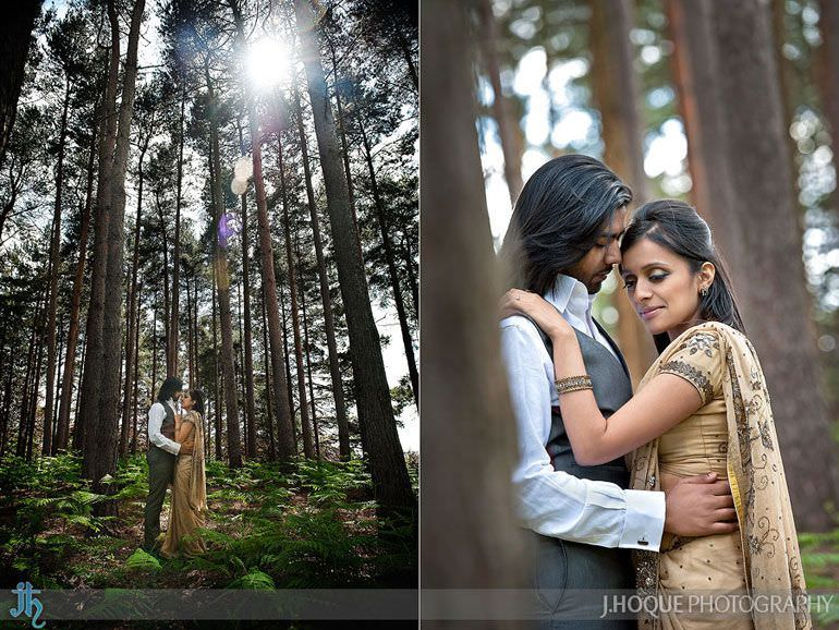 Surrey Wedding Photographer | Virginia Water Pre Wedding 0280-0301