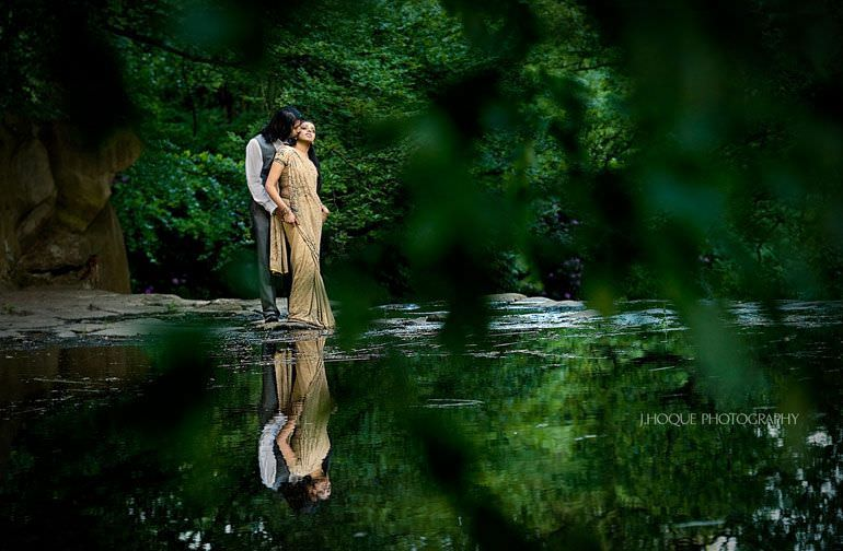 Virginia Water Pre Wedding Shoot | Surrey Wedding Photographer
