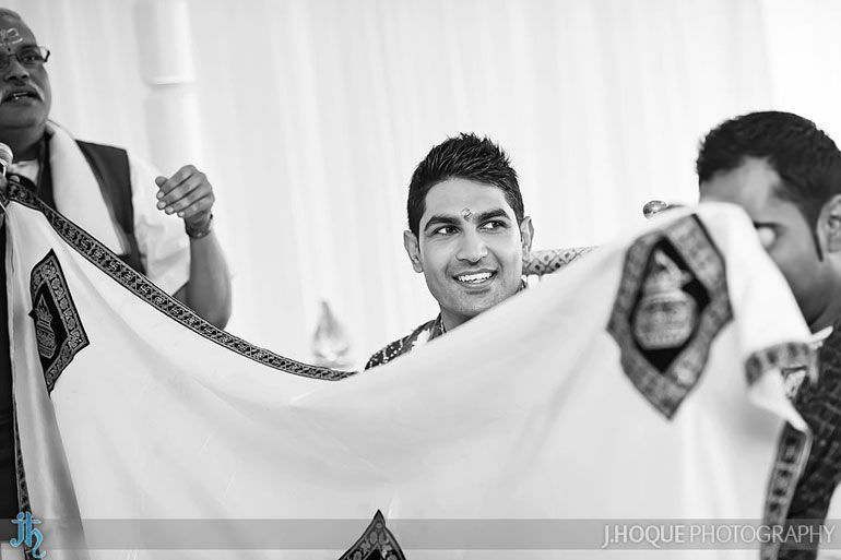 Alrewas Hayes Hindu Wedding Photographer Staffordshire | 0207-BW