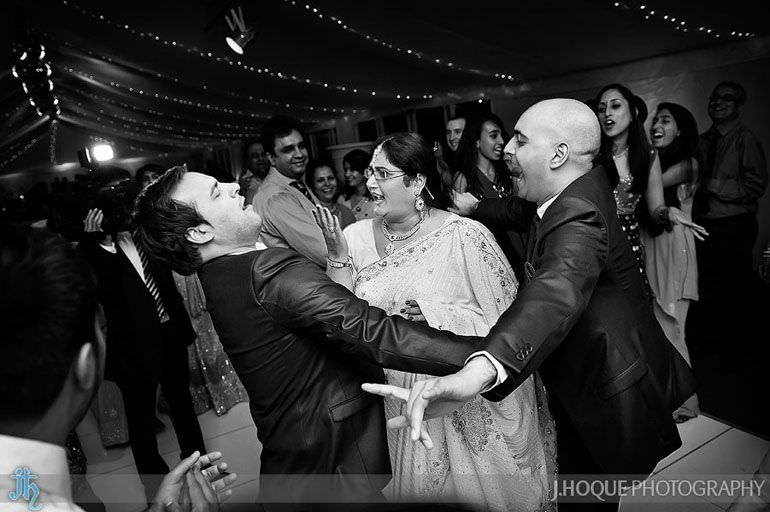 Alrewas Hayes Asian Wedding Photography Staffordshire | 0615-BW