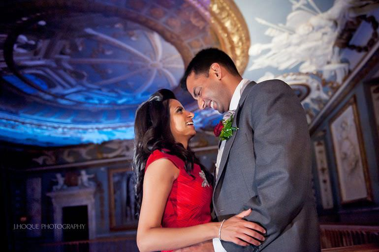 Moor Park Reception | Hertfordshire Indian Wedding Photographer | R-0361
