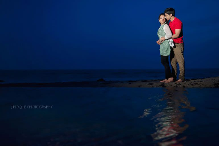 Hastings Beach Pre Wedding Shoot | Asian Wedding Photographer Sussex | 062