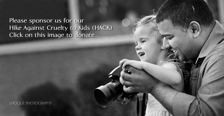 Charity Appeal - NSPCC London Hack 2012 - J.Hoque Photography