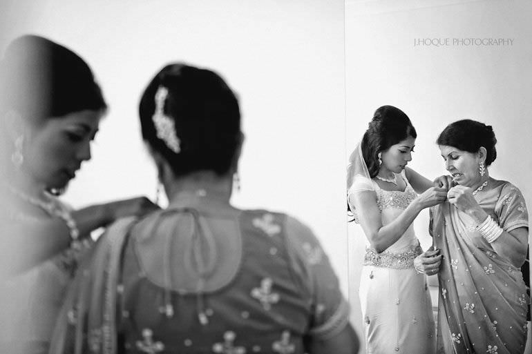 Sikh Wedding Photographer Kent | Civil Ceremony | 042-BW