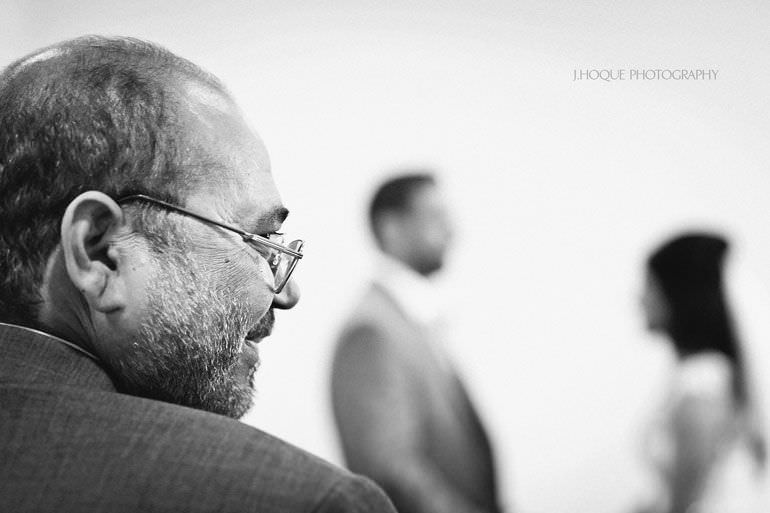 Civil Ceremony | Asian Documentary Wedding Photographer Kent | 102-BW