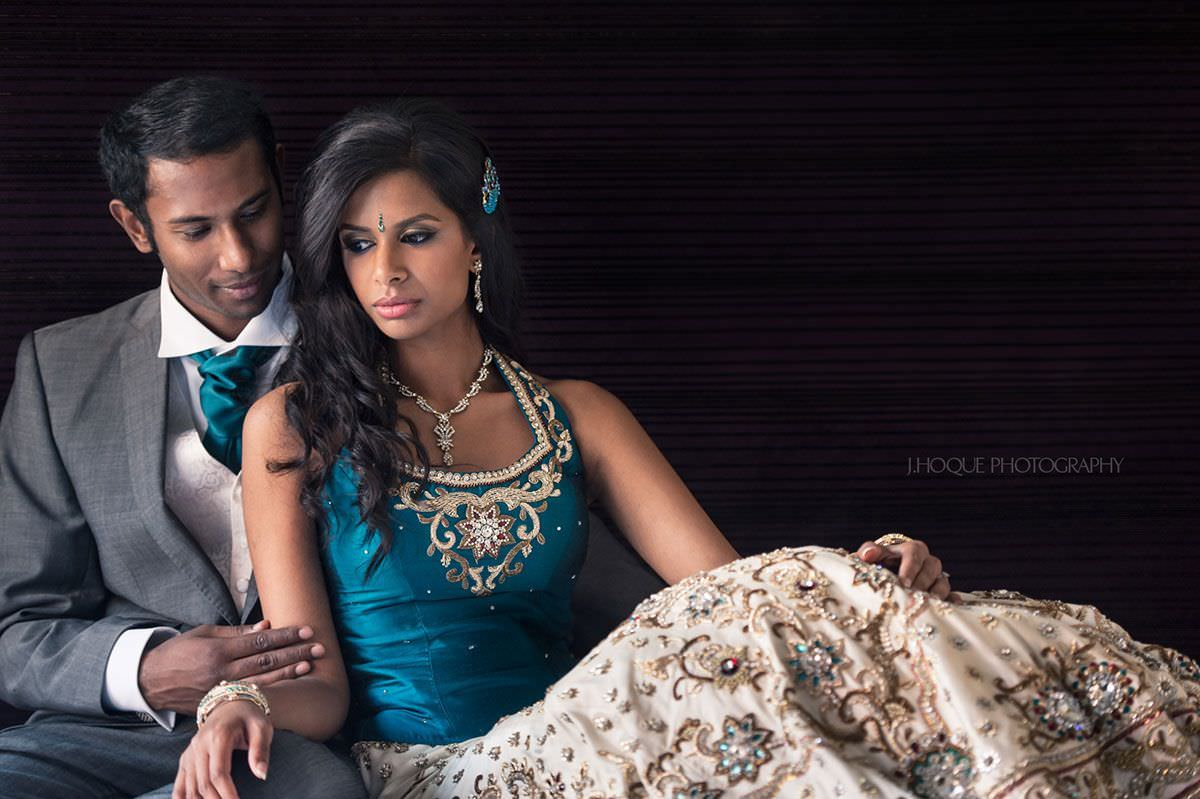Tamil Wedding Photography at Northbrook Park Surrey