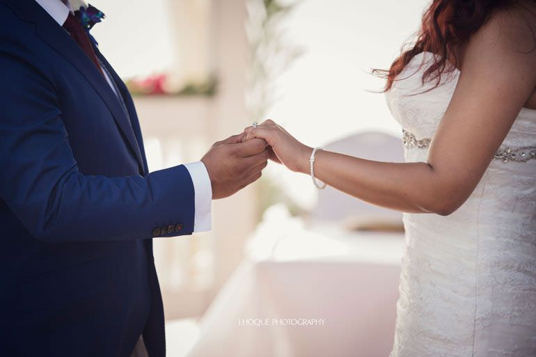 Asian Destination Wedding Photography: Blue Waters Hotel Antigua | CIV-0502