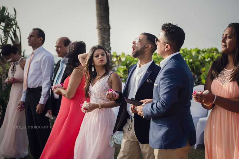 Destination Wedding: Blue Waters Hotel Antigua | CIV-0722