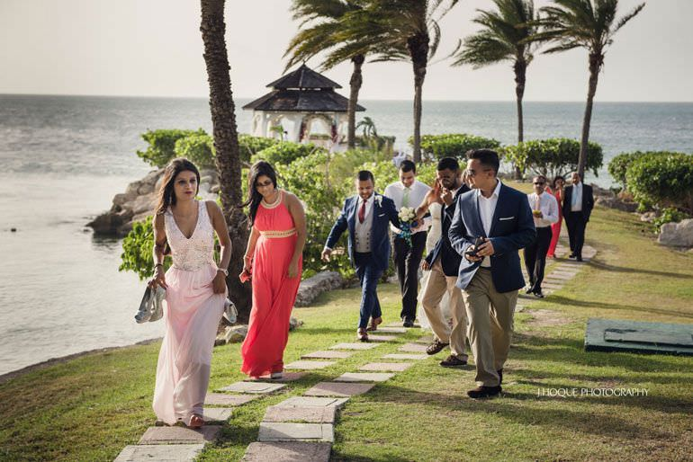 Destination Wedding: Blue Waters Hotel Antigua | CIV-0762
