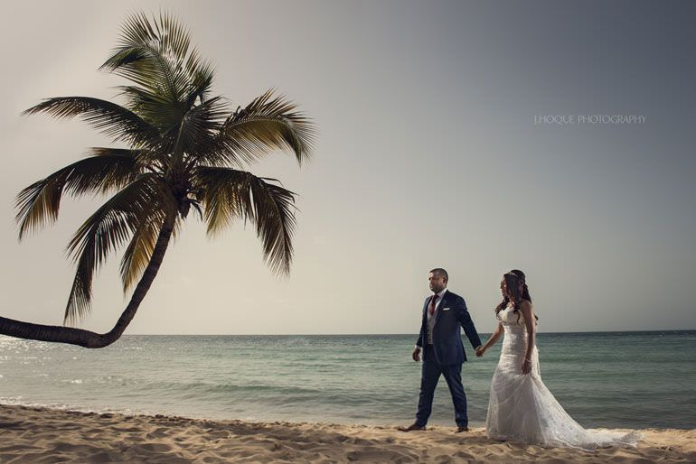 Hugo Tree | Blue Waters Resort Antigua Wedding Photographer | Profoto B1 | 033