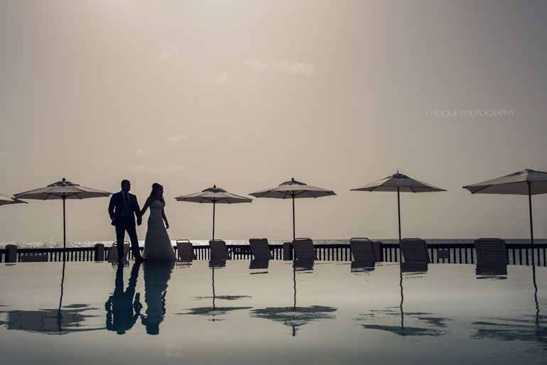 Blue Waters Resort Antigua Wedding Photographer 037