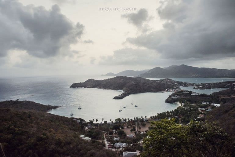 Shirley Heights Antigua - Asian Destination Wedding Photographer | RAN-265