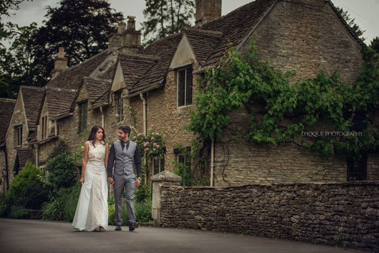 Castle Combe Pre Wedding | Wiltshire Asian Wedding Photographer | 437