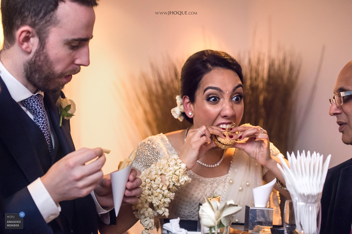 WPJA Award Winning Asian Luxury Fusion Wedding Photography at One Aldwych London
