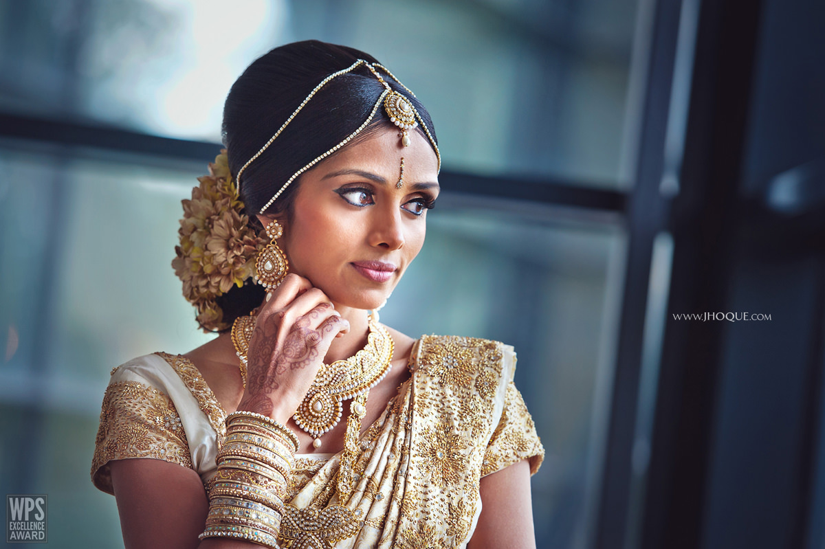 WPS Excellence Award | Luxury Tamil Wedding Photography