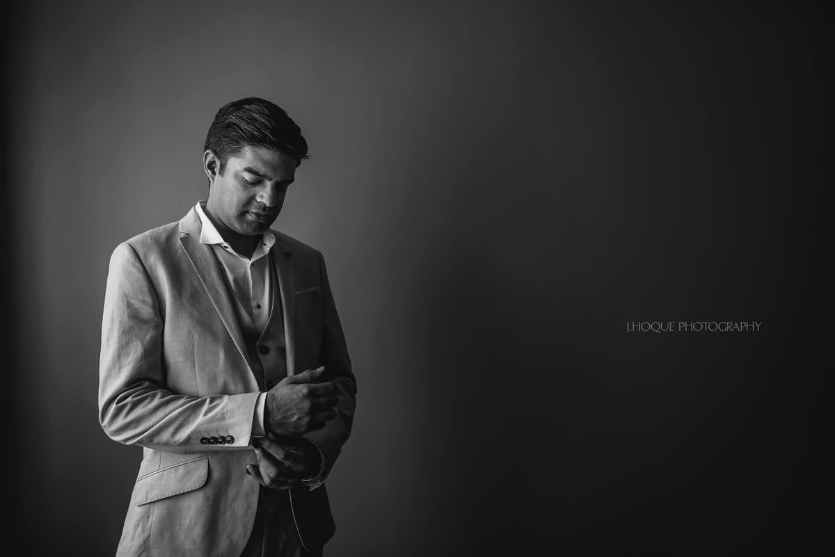 Groom Portrait | Destination Pre Wedding Shoot Prague