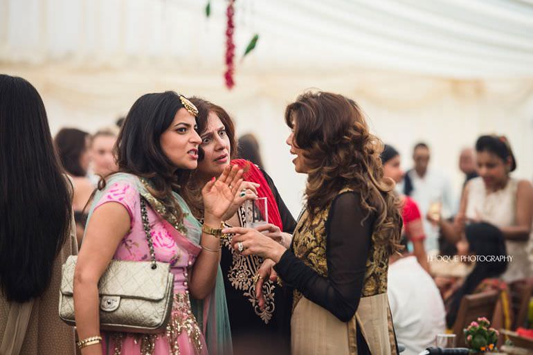 Indian Wedding Photography Manchester | Hale Mehndi Ceremony | 273