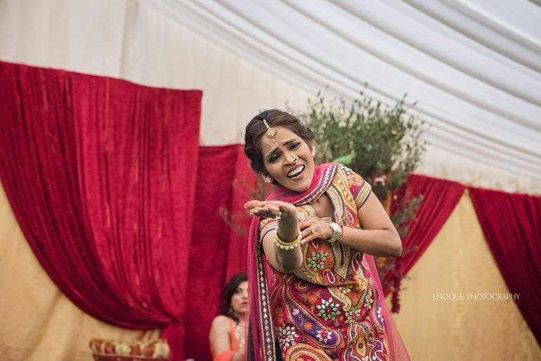 Manchester Indian Wedding Photography | Mehndi Ceremony Hale | 440