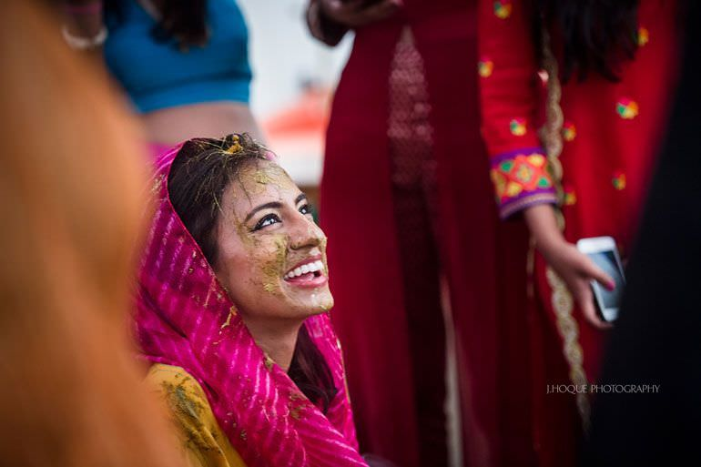 Hindu Wedding Photographer Manchester | Mehndi in Hale | 811