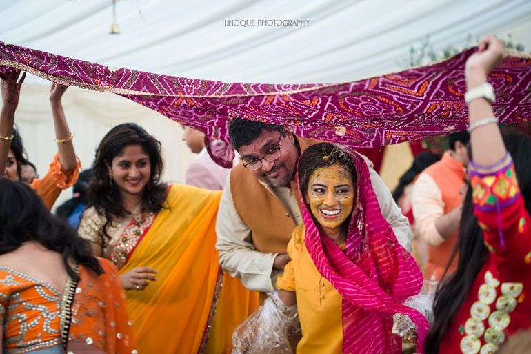 Manchester Hindu Wedding | Mehndi Ceremony Hale | 846