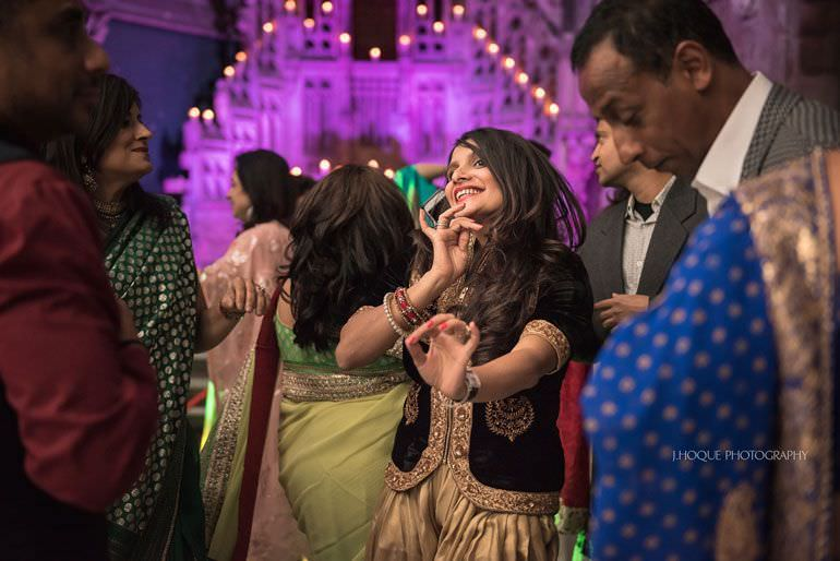 Asian Wedding Manchester | Sangeet Night | The Monastery | 424