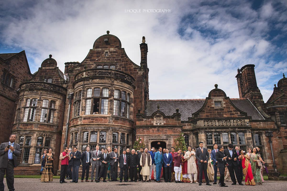 Milni at Thornton Manor | Indian Wedding Photographer Cheshire