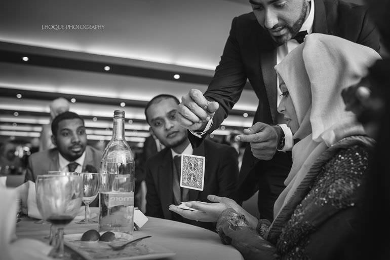Magic Singh | Asian Documentary Wedding Photographer Kent | Hever Castle | 1007-BW