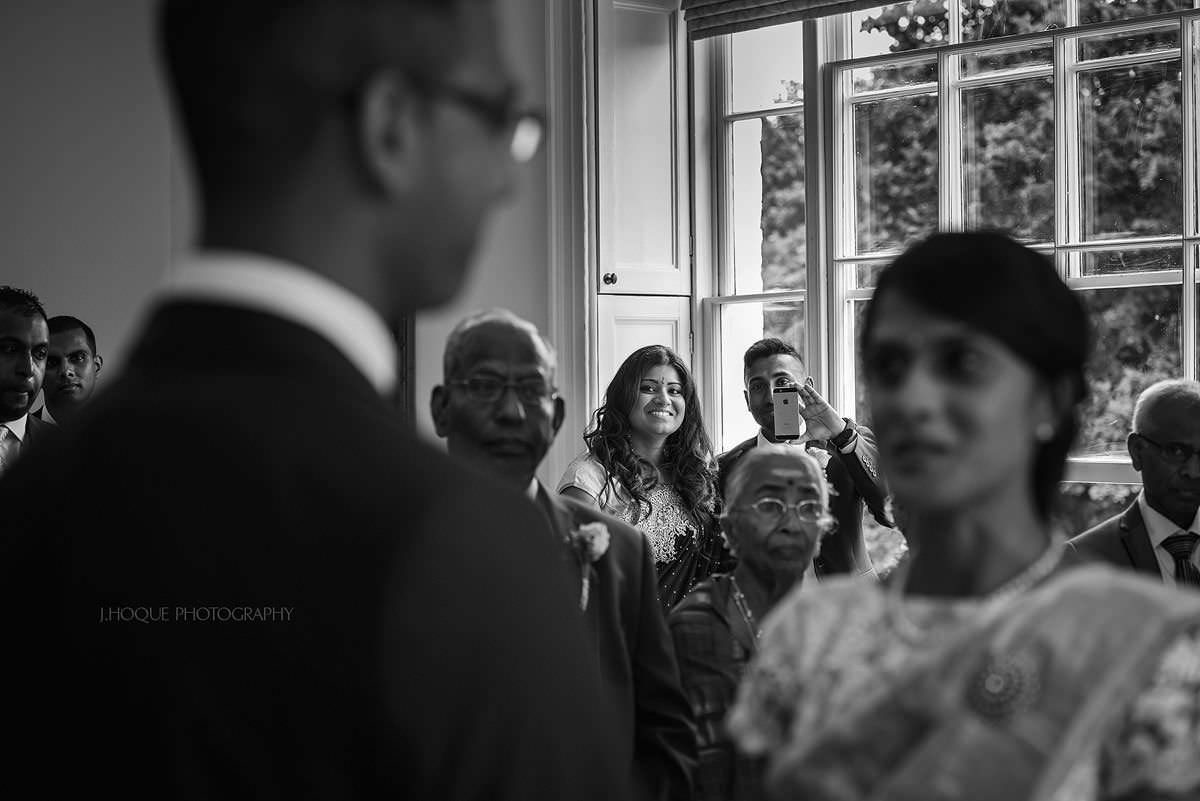 Grooms sister | Pembroke Lodge Wedding Photographer Surrey | 14