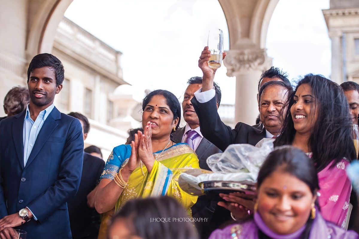 Indian Wedding Photography at Cliveden House | Documentary Wedding Photography Berkshire | 16