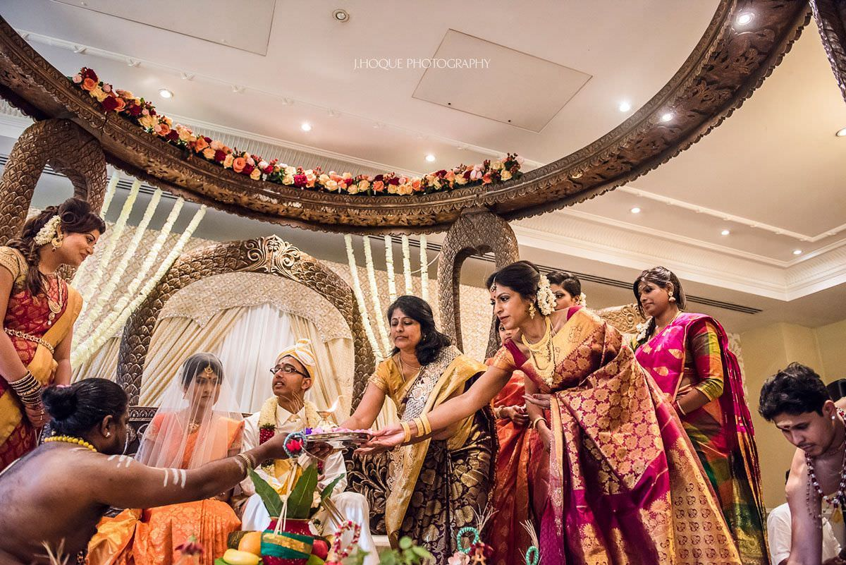 Tamil Wedding Ceremony in Apsley Suite Shendish Manor | Hertfordshire Hindu Wedding Photography | 22