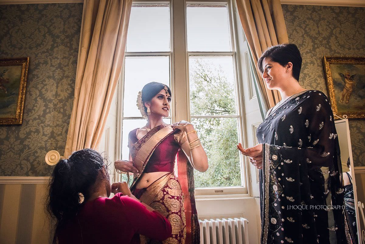 Shendish Manor Sri Lankan Tamil Wedding Ceremony | Hertfordshire Asian Wedding Photographer | 31