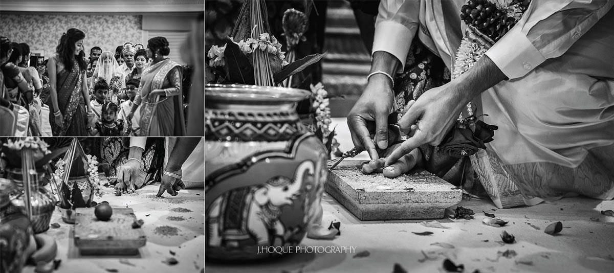 Tamil Hindu Wedding | Shendish Manor | Hertfordshire Documentary Wedding Photographer | BW-34