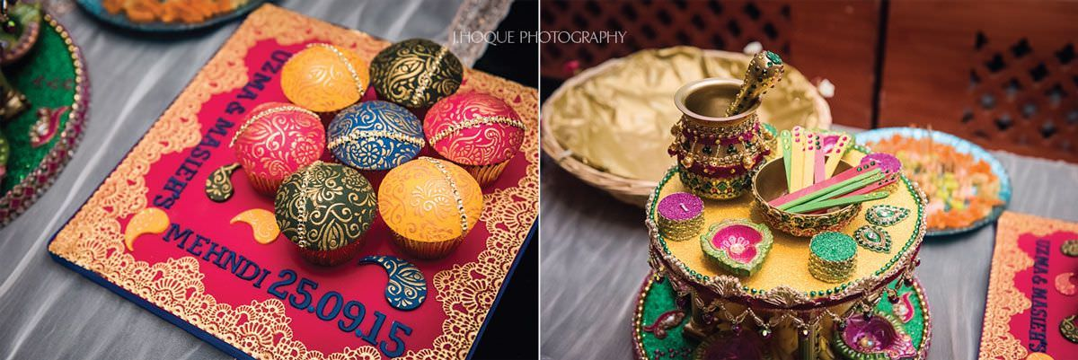 Afghan Wedding Decoration