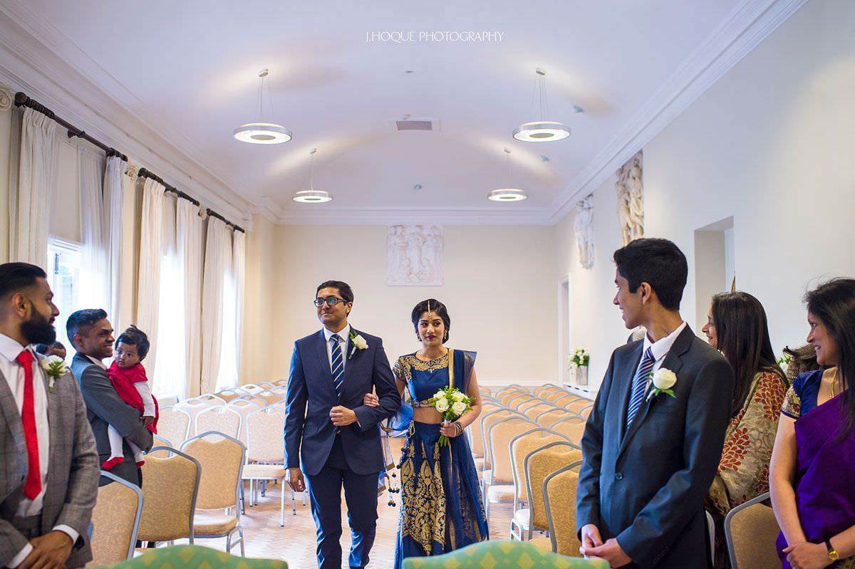 Wedding at York House Twickenham | Tamil Couple | VBSV-005