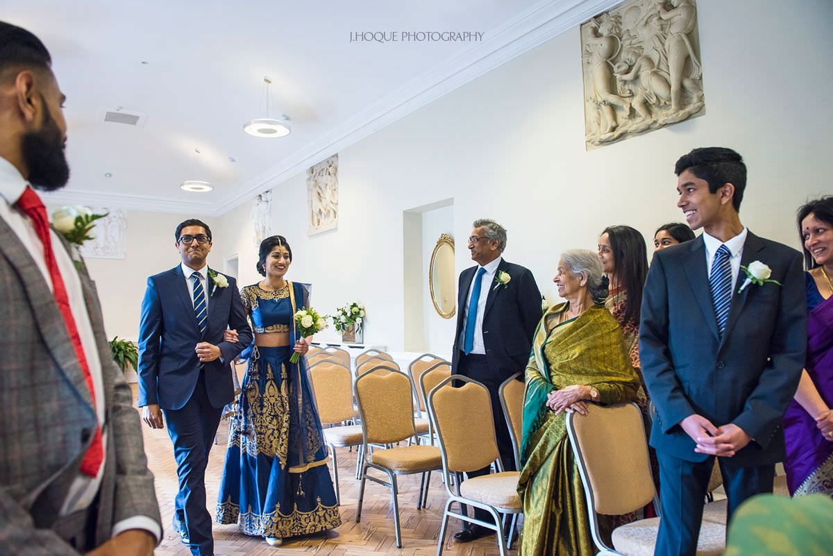 Wedding at York House Twickenham | Tamil Couple | VBSV-017