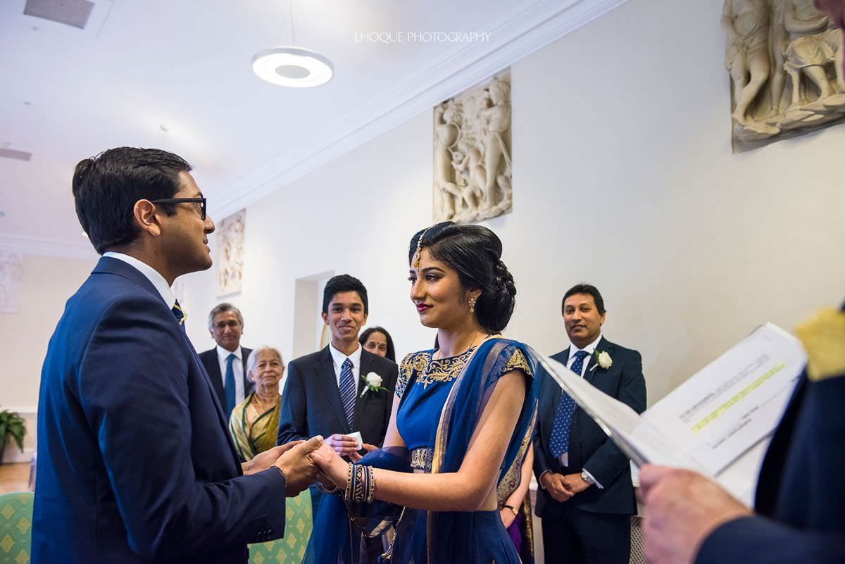 York House Wedding, Twickenham | Tamil Wedding Photography | VBSV-051