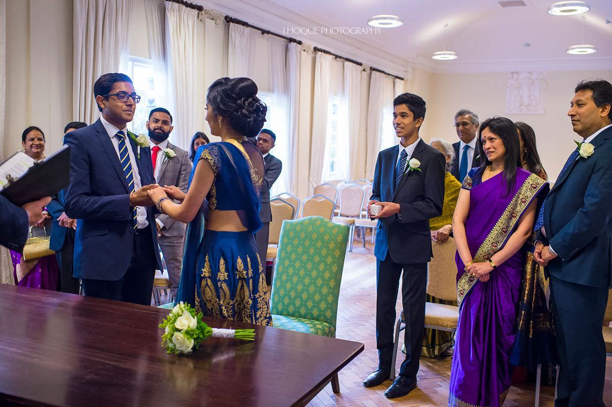York House Wedding, Twickenham | Tamil Wedding Photography | VBSV-052