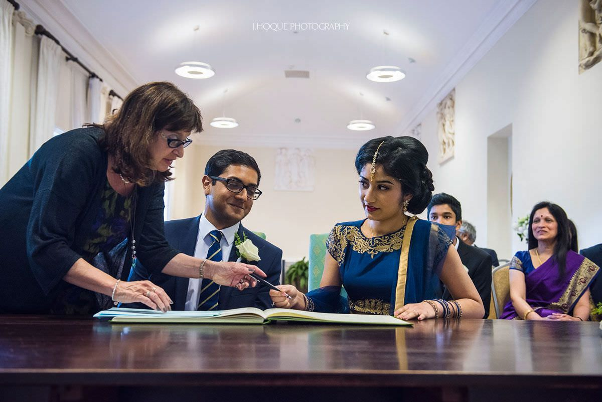 York House Registry, Twickenham | Asian Wedding Photography London | VBSV-143