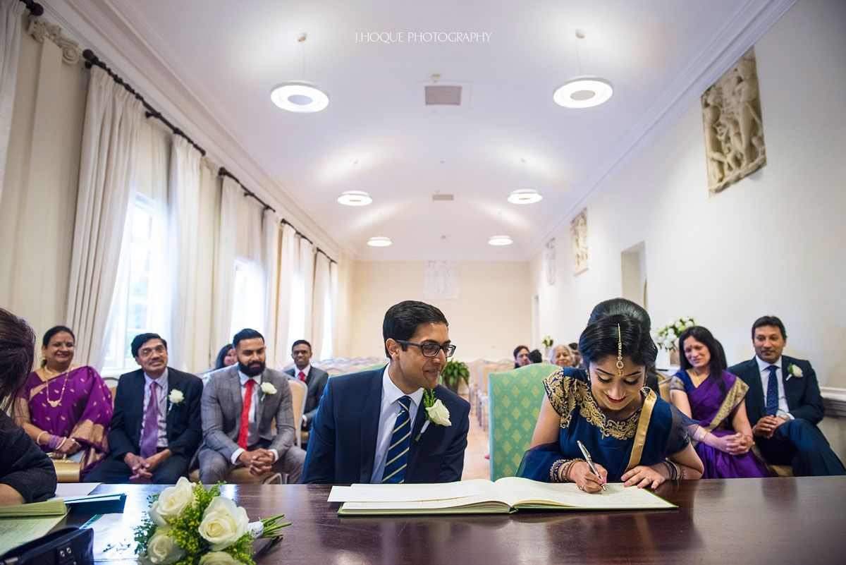 London Sri Lankan Wedding Photography | York House Twickenham Wedding | VBSV-192