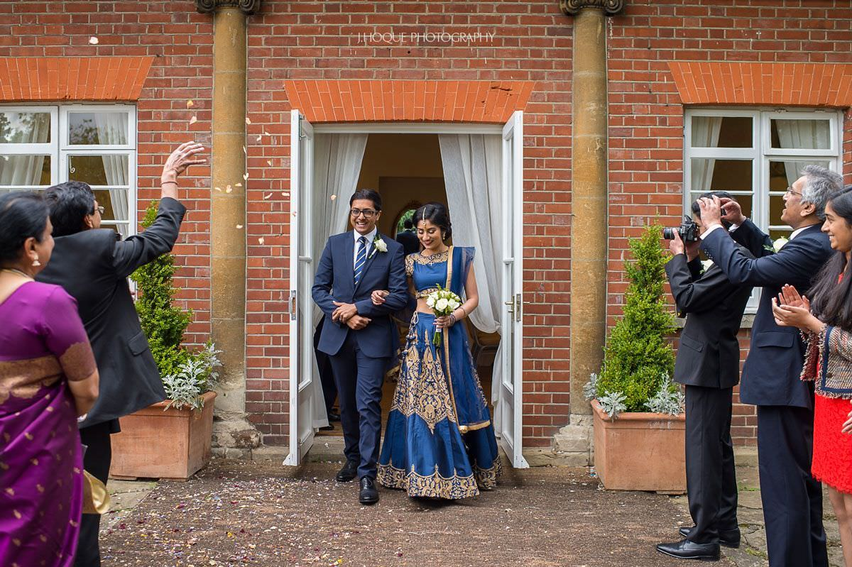 Sri Lankan Wedding Photography in London | York House Twickenham Wedding | VBSV-237