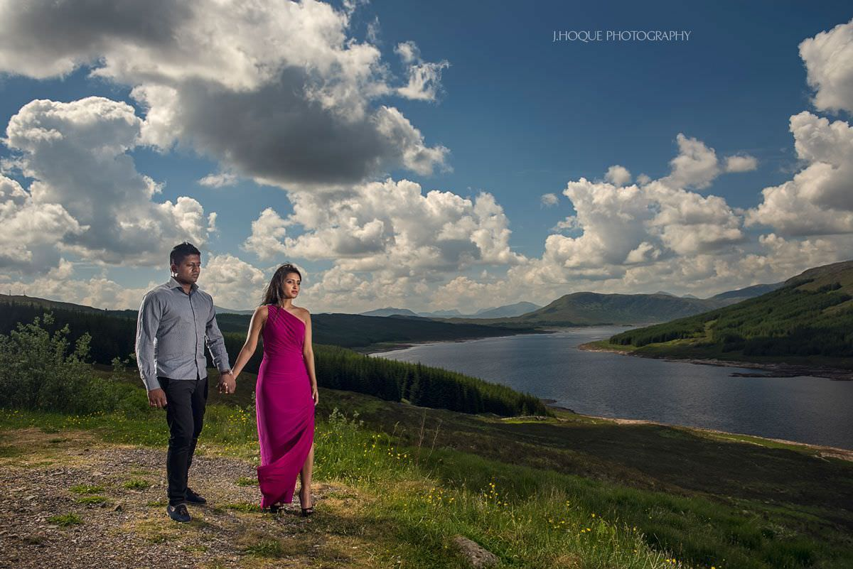 Isle of Skye | Pre Wedding Shoot in Scotland | Luxury Asian Wedding Photography | 454