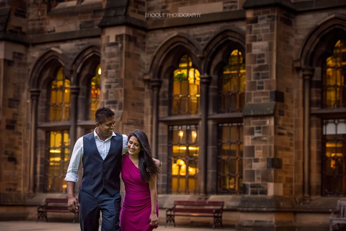 Pre Wedding Shoot in University of Glasgow | Luxury Asian Wedding Photography Scotland | 772