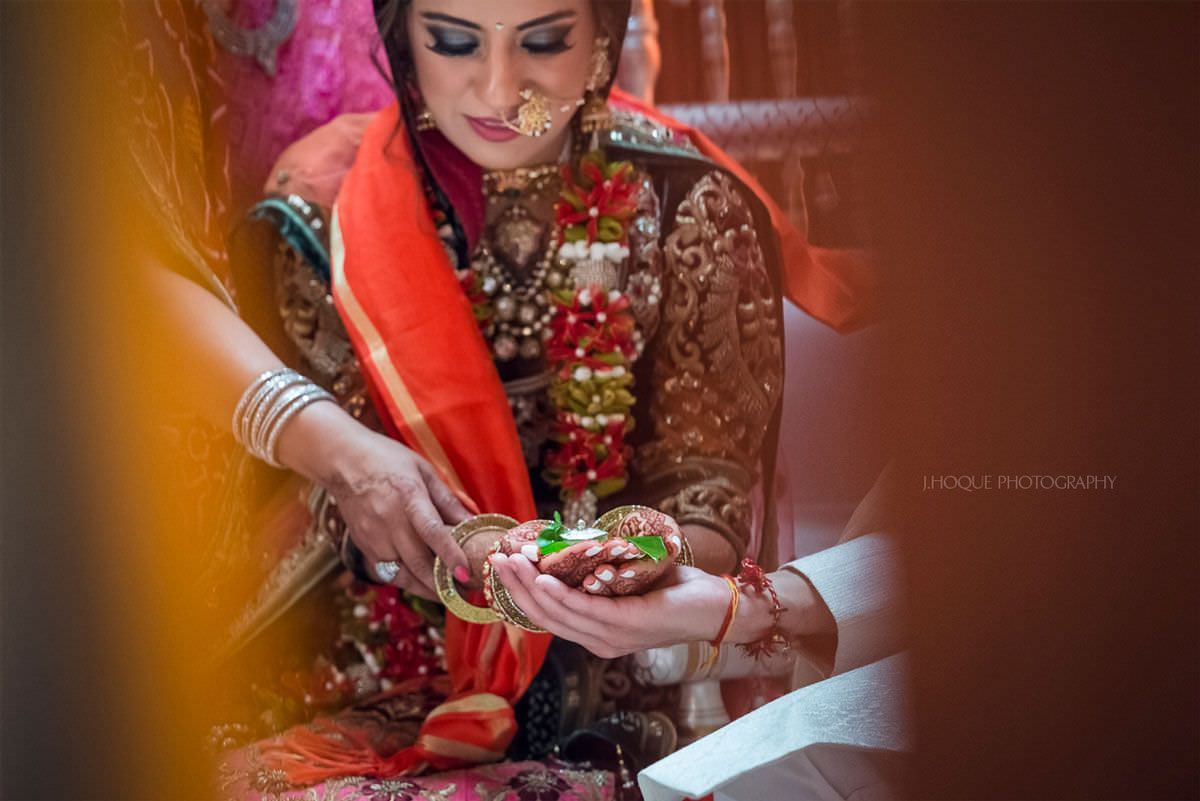 Kanyadan | Hindu wedding Ritual | Thornton Manor Hindu Wedding | 37
