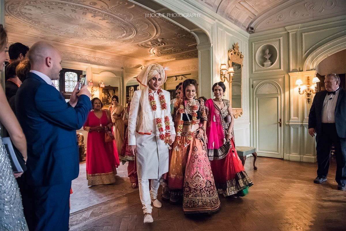Vidai | Thornton Manor Luxury Hindu Wedding Photographer | 43