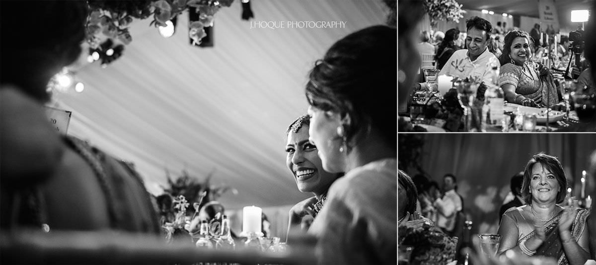 Guests Laughing | Luxury Asian Wedding Photography | 60