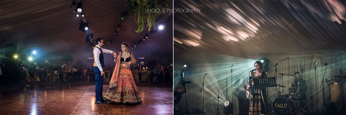 First Dance | Tarun Tahiliani Wedding Dress | Luxury Indian Wedding Photographer Cheshire | 63